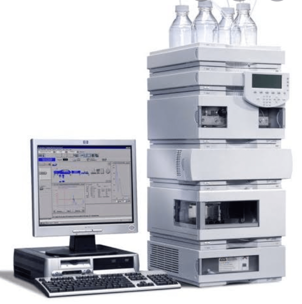 Detectors used in high performance liquid chromatography