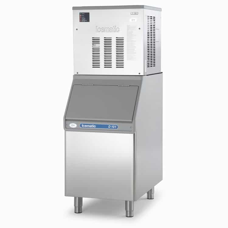 operation procedure for ice maker